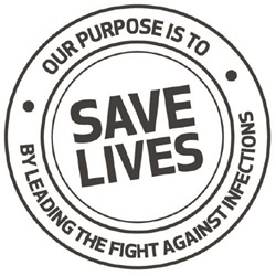 Our purpose is to save lives